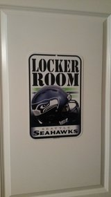 Seattle Seahawks Bedroom Decor in Columbus, Georgia