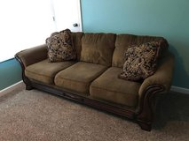 Couch set in Naperville, Illinois