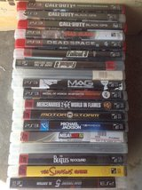 PS3 games, consoles, controllers in Yucca Valley, California