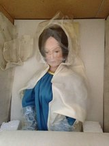 Our Lady of Medjugorje Porcelain Collector Doll in Lockport, Illinois