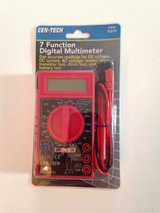 7 Function Digital Multimeter in Naperville, Illinois