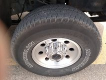 """99-04 superduty & excursion 4x4 16""""  wheels and tires in Alamogordo, New Mexico"""