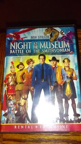 Night At The Museum 2 - DVD in Lawton, Oklahoma