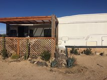 One bedroom ranch quarters - very private in Yucca Valley, California