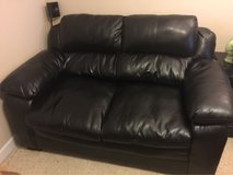 Black Couch and Love seat *125 OBO* in Hinesville, Georgia