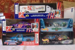 NASCAR / HOT WHEELS Die Cast Collectibles in 29 Palms, California