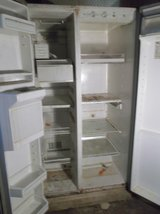Big Old Side-by-Side Working Fridge. in Conroe, Texas