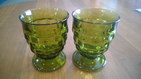2 Green Whitehall 8oz Tumblers in Fort Campbell, Kentucky
