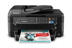 Epson WorkForce WF-2750 All-in-One Printer in Kingwood, Texas