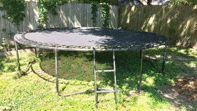 Trampoline in Kingwood, Texas