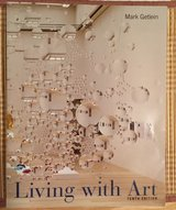 Living With Art (10th Edition) Author Mark Getlein (2013) in 29 Palms, California
