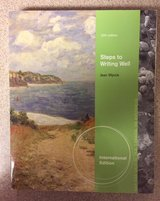 Steps To Writing Well (12th Edition), Author:  Jean Wyrick (2014) in 29 Palms, California