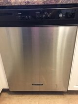 kitchenaid stainless steel tub dishwasher in Great Lakes, Illinois