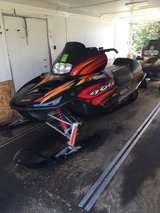 Arctic Cat ZR 900's and Trailer in Minneapolis, Minnesota