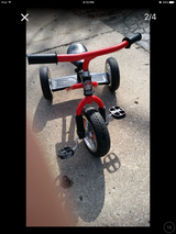 Boys toddler moongoose tricycle bike in Lockport, Illinois