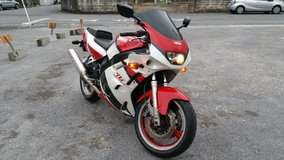 1992 Yamaha FZR 600 in Okinawa, Japan