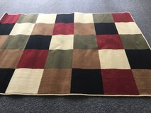 Checkered Carpet 205 CM X 150 CM in Okinawa, Japan