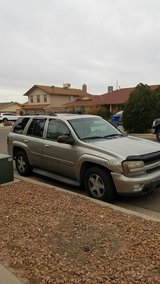 2002 Chevy Trail Blazer SUV in Fort Bliss, Texas