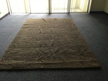 Dark Brown Rag 270 CM X 180 CM in Okinawa, Japan