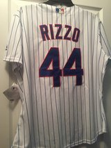 REPLICA Women's Chicago Cubs RIZZO Jersey in Naperville, Illinois