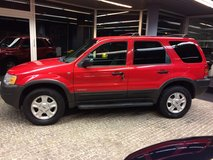 FORD Escape V6--XLT Fully Loaded--US Spec--Automatic in Schweinfurt, Germany