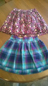 Flower & Plaid Skirts 7/8 in Fort Campbell, Kentucky