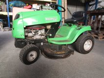 Riding Lawnmower New Battery, Belts and Blades Ready Runs Great in Ramstein, Germany