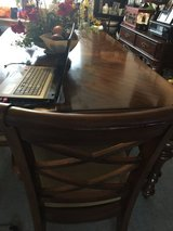 Dining table set in Fort Knox, Kentucky