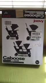 Joovy caboose rear seat in San Diego, California