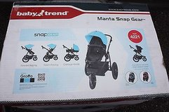 Baby trend manta snap gear new in box in New Lenox, Illinois