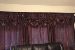 Gorgeous curtains in Baytown, Texas