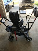 Sit and stand stroller in Perry, Georgia