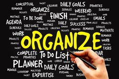 Organizer Needs? in Naperville, Illinois