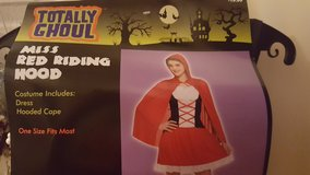 Little Red Riding Hood Costume in Fort Belvoir, Virginia