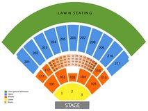 Lady Antebellum, Chris Young, & Kelsea Balerini tickets!! May 28 in Travis AFB, California