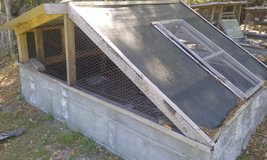 chicken coop in Moody AFB, Georgia