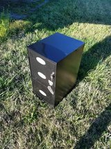 Black Metal File Cabinet in Fort Campbell, Kentucky