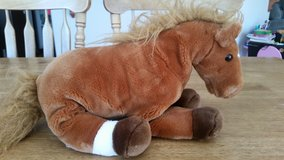 Horse stuffed animal in Hopkinsville, Kentucky