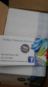 Shelbys Cleaning Services Residential Move Outs One-Time- in Watertown, New York