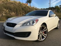 2012 Hyundai Genesis Turbo in Fort Irwin, California