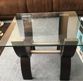 Two Glass End Tables in 29 Palms, California