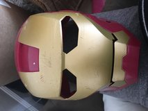 iron man mask in Travis AFB, California