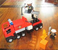 XMAS IS COMING LEGO Duplo Legoville Fire Truck in Ramstein, Germany