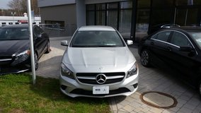 2016 Mercedes CLA 250 Brand New! in Hohenfels, Germany
