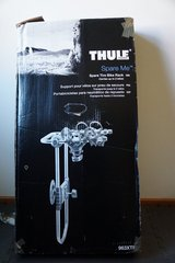 Thule Bicycle Spare Tire Mount Carrier - 963XTR for Jeep Wrangler in Stuttgart, GE
