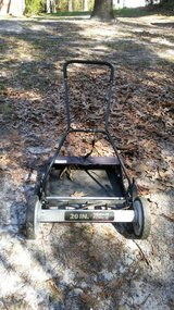 Manual mower 20 inch in Camp Lejeune, North Carolina