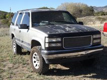 1998 Tahoe 4x4 (no motor) in Alamogordo, New Mexico