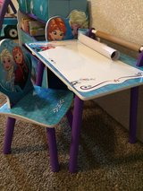 Frozen kids dry erase table in Fort Carson, Colorado