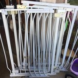2 Summer brand Tall Baby Gates with Extensions in San Diego, California