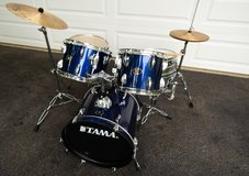 Tama Stage Star drum set in bookoo, US